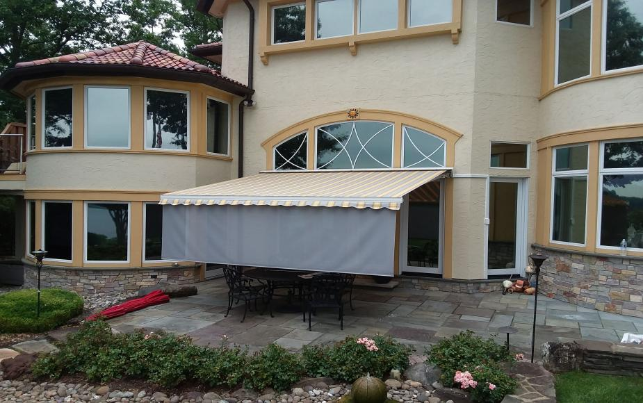 Retractable Awnings   Enjoy the convenience and elegance ...