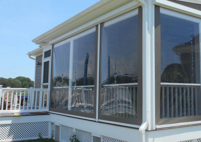 Storm Hurricane Shutters Retractable Awnings